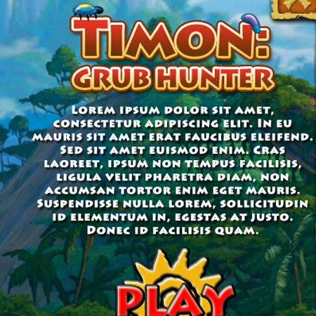 Timon: Grub Hunter